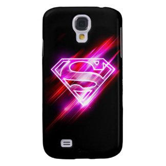 Supergirl rosor galaxy s4 fodral