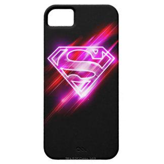 Supergirl rosor iPhone 5 skal