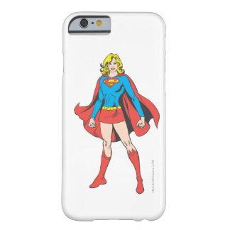 Supergirl slagsmålstativ barely there iPhone 6 fodral