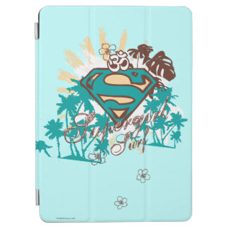 Supergirl surfa iPad air skydd