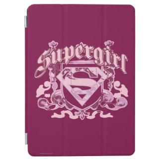 Supergirl vapenskölddesign iPad air skydd