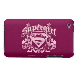 Supergirl vapenskölddesign iPod touch fodraler