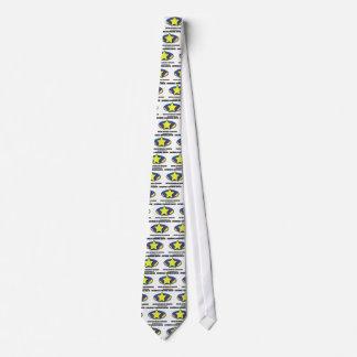 Superhero av utbildning slips