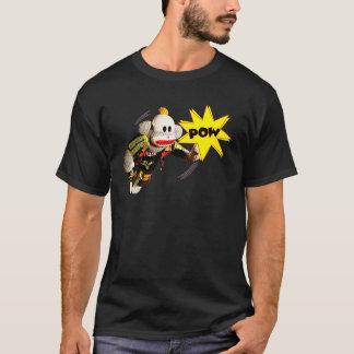 SuperHero SockMonkey T-shirt