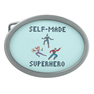 Superheroesbältet spänner fast