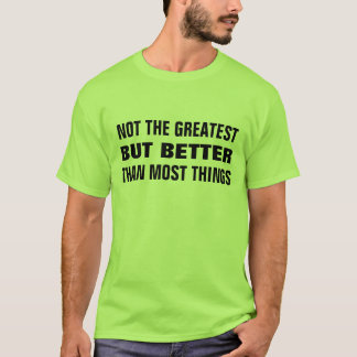 superlativ t shirt