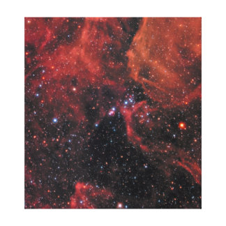 Supernova Canvastryck