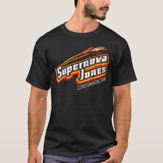 SupernovaJones bekymrad logotyp Tee Shirts