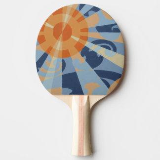 SUPERNOVApingen-Pong paddlar Pingisracket