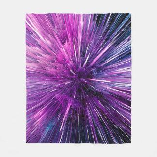 supersonic abstrakt fleecefilt