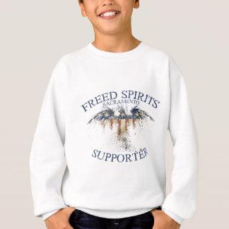 Supporter - bekymrad örn tee shirts
