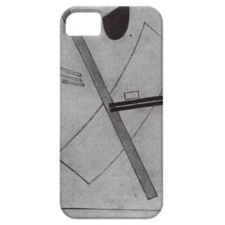 Suprematism av Kazimir Malevich iPhone 5 Fodral