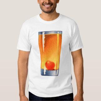 Sur Whisky för coctail för 60-tal för T Shirts