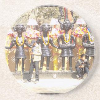 SurajKund Indien Mela festival av FolkArt n kultur Underlägg