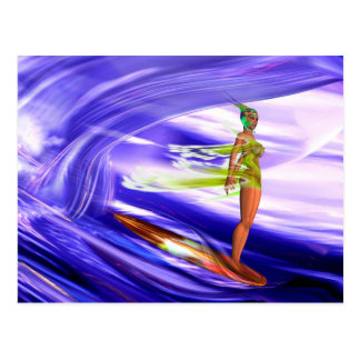 Surfa 3 FLATf F Vykort