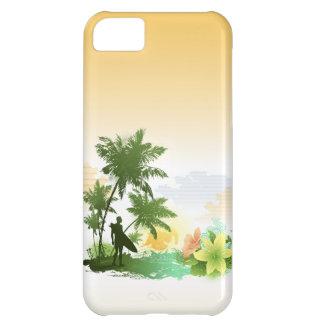 Surfa 6 Speckfodral iPhone 5C Fodral