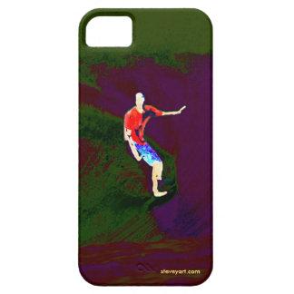Surfa det mobila fodral iPhone 5 skydd