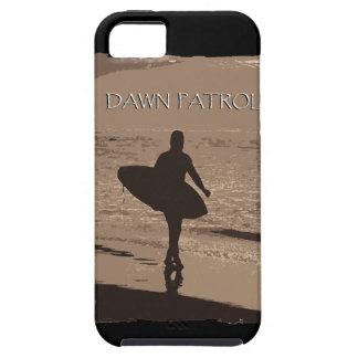 Surfa för gryningpatrull iPhone 5 Case-Mate fodraler