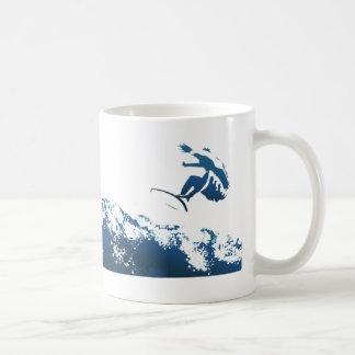 Surfa för vak kaffemugg