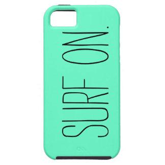 """""""Surfa på"""" fodral för iPhone 5/5s iPhone 5 Skydd"""