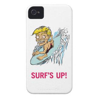Surfa upp! iPhone 4 Case-Mate skal