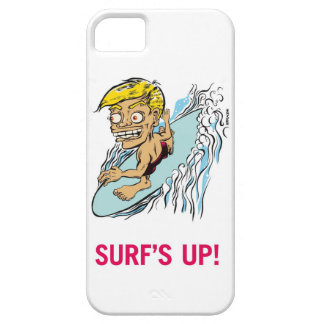 Surfa upp! iPhone 5 Case-Mate fodraler