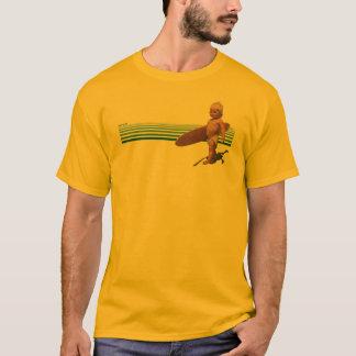 Surfa vägleder t shirt