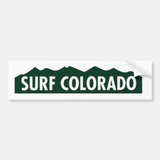 """surfacolorado"" SURFA COLORADO ROLIGA COLORADO Bildekal"