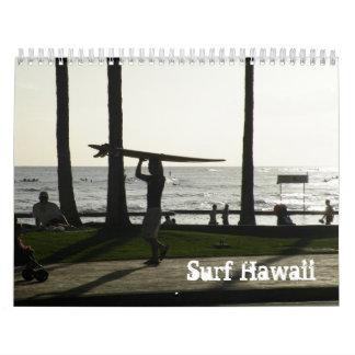SurfaHawaii kalender