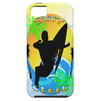 Surfaklubb - Fodral-Kompis för surfare 4G Tough™ Tough iPhone 5 Fodral