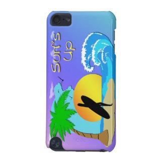 Surfar upp - fodral för specken för snäckan för iPod touch 5G fodral