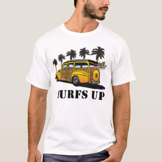 surfar upp t shirt