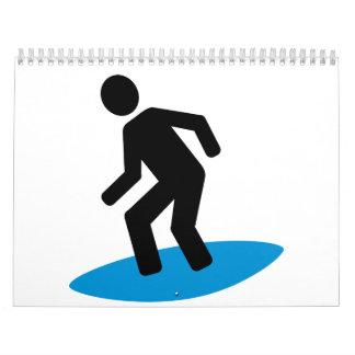 Surfare Kalender