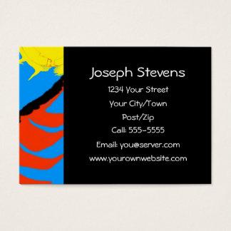 Surfare~-professionell Visitkort