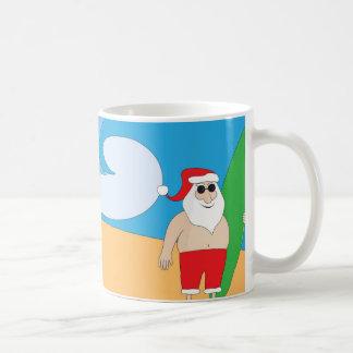Surfare Santa Kaffemugg