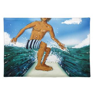 Surfaryttare Bordstablett