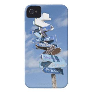 Surfavägskyltar Case-Mate iPhone 4 Case