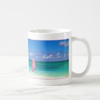 Surfing Hawaii Kaffemugg