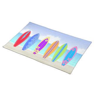 Surfingbrädastrandbordstablett Bordstablett