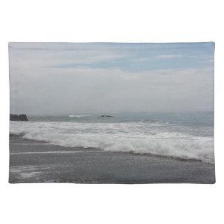 Surfside strand Texas Bordstablett