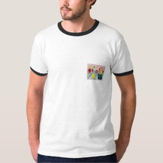 Surrealistisk skjorta för design T av Viktor Tee Shirts