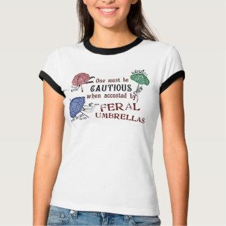 Surrealistisk T skjorta för vild ParaplyVictorian T-shirt