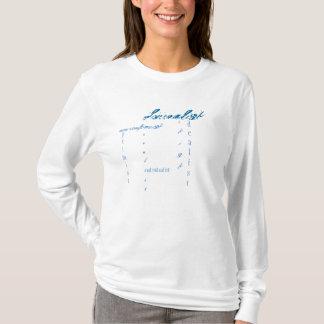 """Surrealistiskt, idealist, non-conformist"" - Tee Shirts"