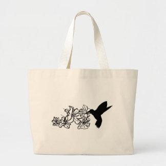 surrfågel jumbo tygkasse