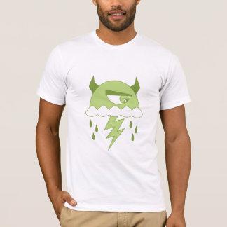 Surt regn t-shirt