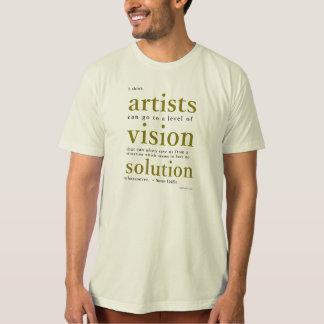 """""""… Susan för konstnär… vision… lösning… """"- grip T Shirt"""