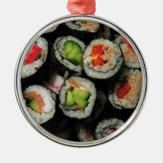 Sushi Julgransprydnad Metall