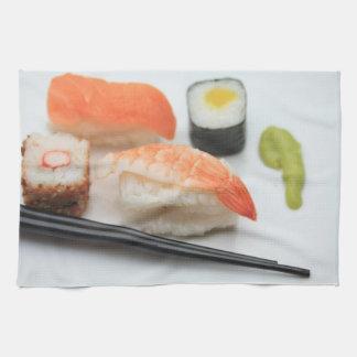 Sushi! Kökshandduk