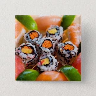 Sushi & Rolls Standard Kanpp Fyrkantig 5.1 Cm