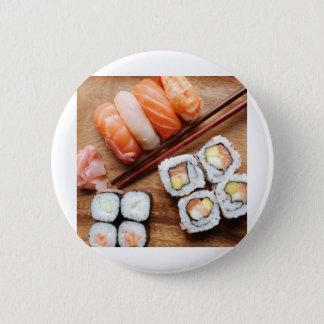 Sushi Standard Knapp Rund 5.7 Cm